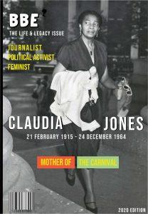 Claudia Jones: life & legacy issue
