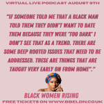 Black Women Rising Quote