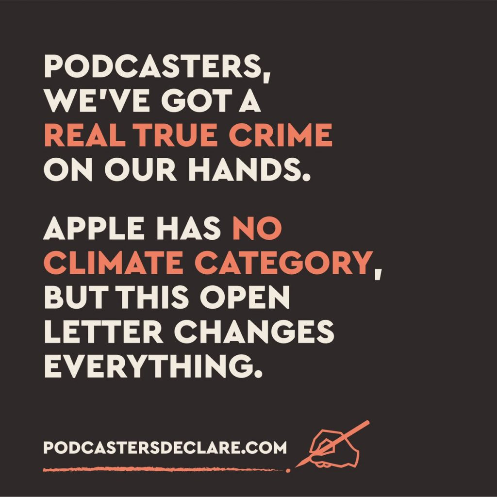 podcasters declare